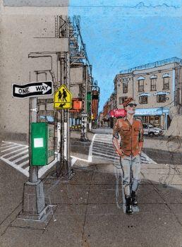 Redaksjonell illustrasjon / Visuelt / Grafill