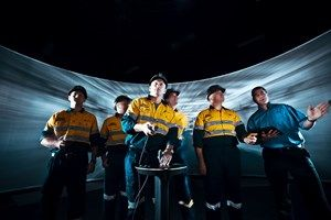 Virtual reality: The new Mine Rescue training tool