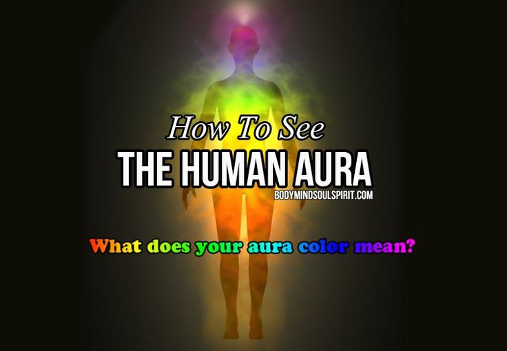 """Learn all about auras, how to read auras, how to see your aura, aura colors and what each aura color means. At the end of this article, there is a video and a """"How to"""" that will show you how to see..."""