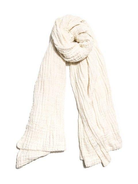 Écharpe en coton Dana Esteline : 100% coton, 100% fait main, 100% éthique !