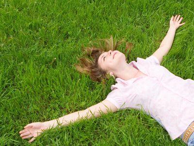 5 στάσεις της Yoga κατά της κατάθλιψης