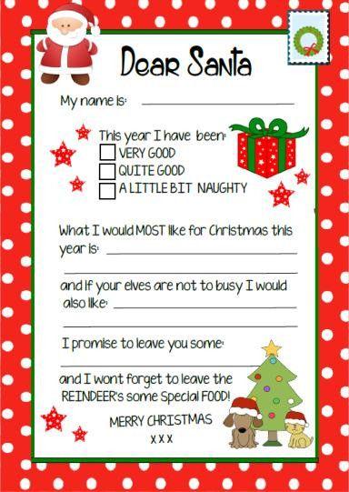 Letter to Santa – Rainbow Magic
