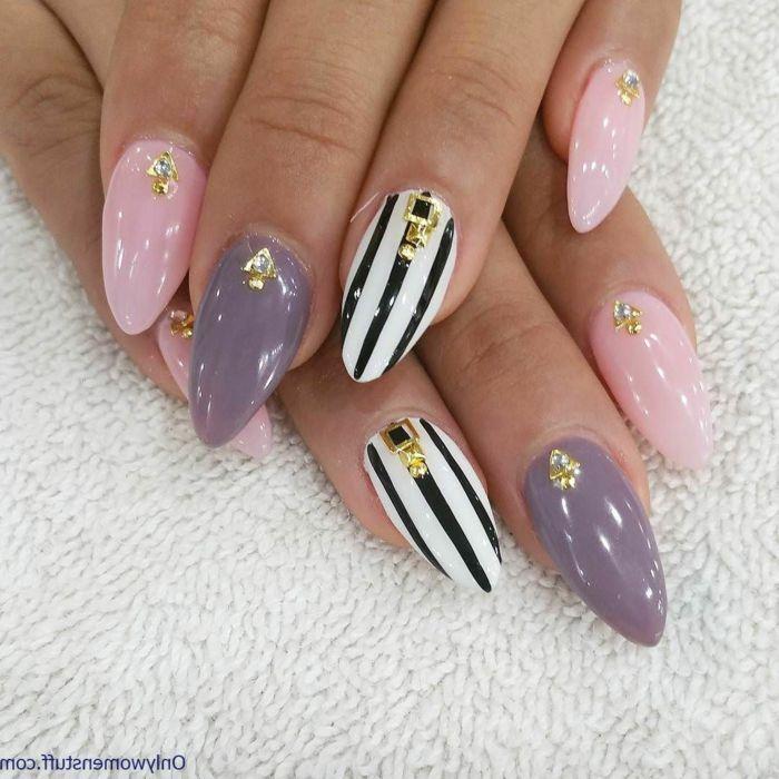 1001 Exemples En Images Du Modele Vernis Semi Permanent Vernis Semi Permanent Nail Art Designs Vernis A Ongles