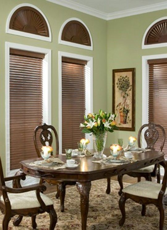 14 Best Images About Faux Wood Blinds On Pinterest