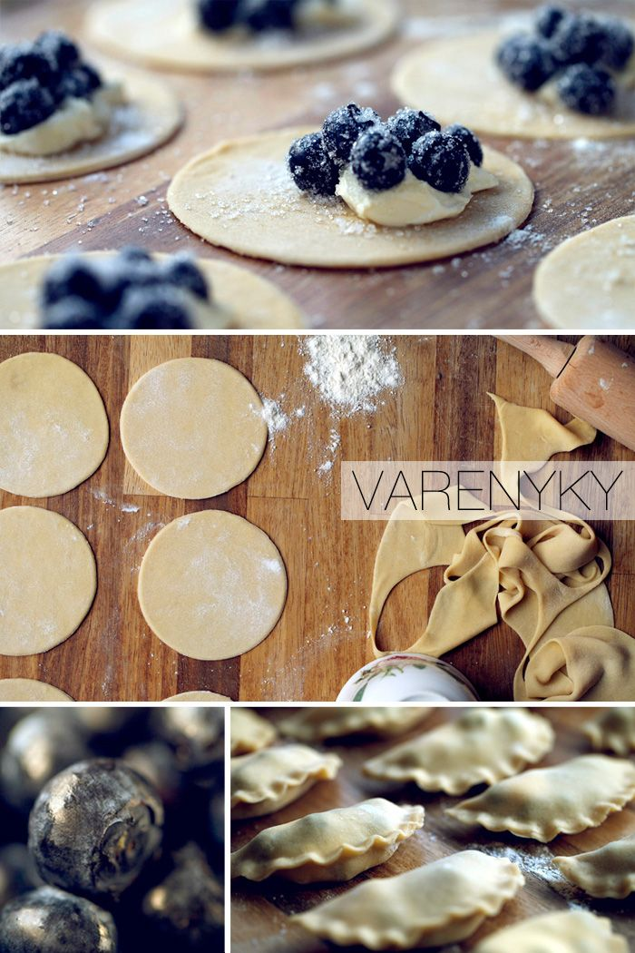 LACHSBROETCHEN: VARENYKY-MY FAVORITE RUSSIAN FOOD