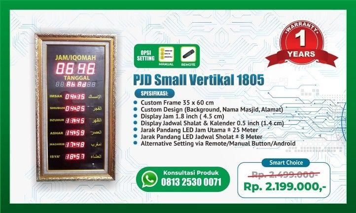Running Text Jadwal Sholat Di Bandar Lampung Wa 0813 2530 0071