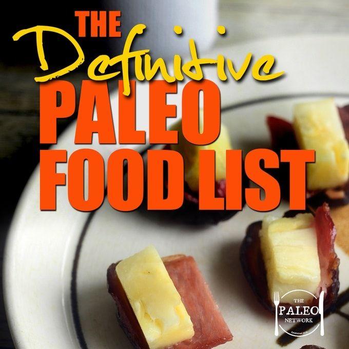 319 Paleo Foods – The Definitive Paleo Food List diet free ebook pdf download-min