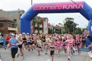 Sussan Women's Fun Run, St Kilda, Vic