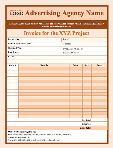 86 best Excel Invoice Template images on Pinterest Business - Invoice Template Excel 2010