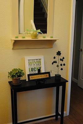 entry tables celebrities holiday corridor ideas house ideas entry