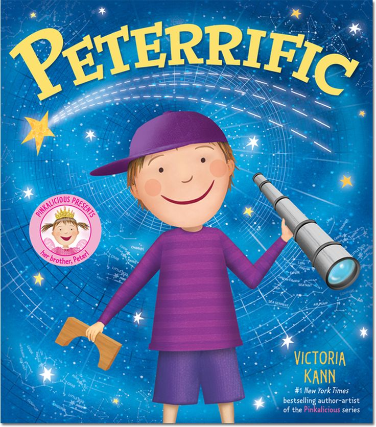 In Peterrific Readers Can Follow Peter S Own Adventures As He Builds A Tower Of Blocks All The Way To The Kids Book Series Book Reviews For Kids Pinkalicious
