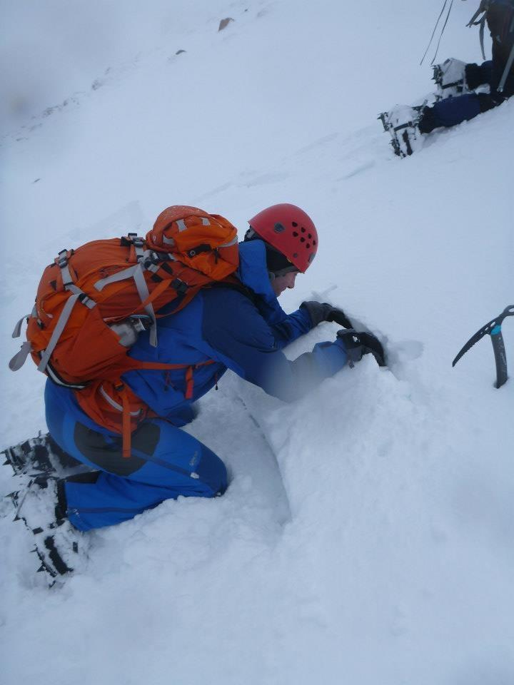 #MountainEquipment #Winter #Mountainteering
