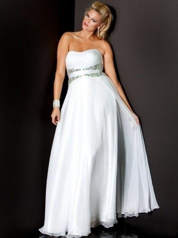 2013 Style A-line Strapless Rhinestone Sleeveless Floor-length Chiffon White Prom Dress _ Evening Dress. br_Product Name2013 Style A-line Strapless Rhinestone Sleeveless Floor-length Chiffon White Prom Dress _ Evening Dressbr_br_Weight2kgbr_br_ Start From1 Unitbr_br_ br_br_Shown ColorWhitebr_br_Neckline.. . See More Strapless at http://www.ourgreatshop.com/Strapless-C937.aspx