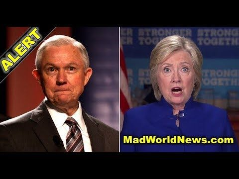 As Paul Manafort 'Surrenders' To Mueller, Here's Jeff Sessions' Plan For Hillary Clinton - YouTube