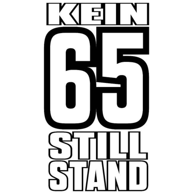 65 Geburtstag Kein Stillstand Shirt Geschenk Ideedieses Coole