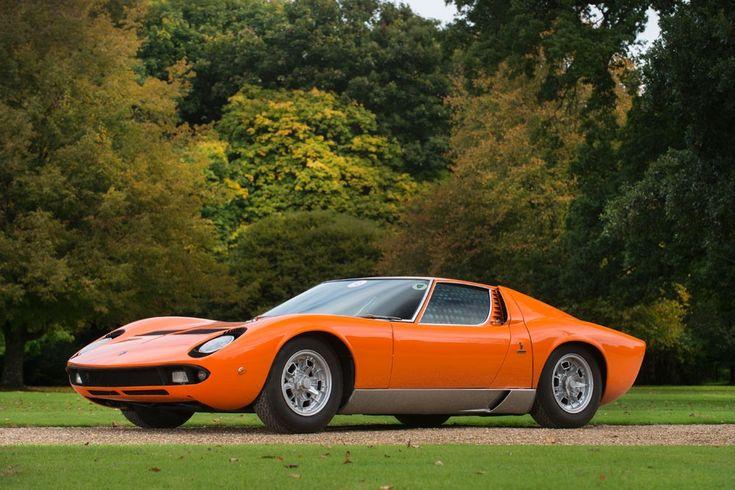 1969 Lamborghini Miura - P400 S | Classic Driver Market