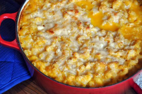 Healthiest Macaroni and Cheese   recipe on Food52.com