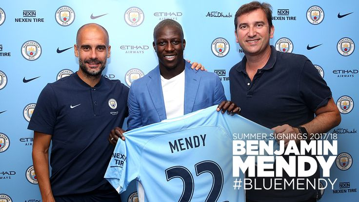 Manchester City are delighted to announce the signing of Benjamin Mendy from Monaco.
