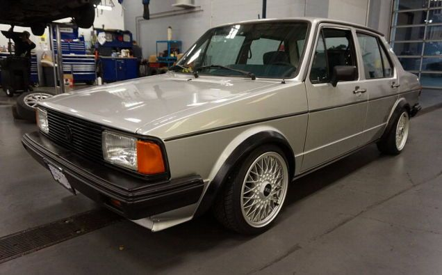 For $5,200, Could This Rare 1984 VW Jetta GLI Whet Your Whistle?