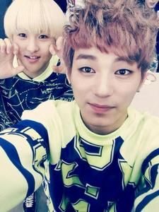 Ao and J-Hyo <3
