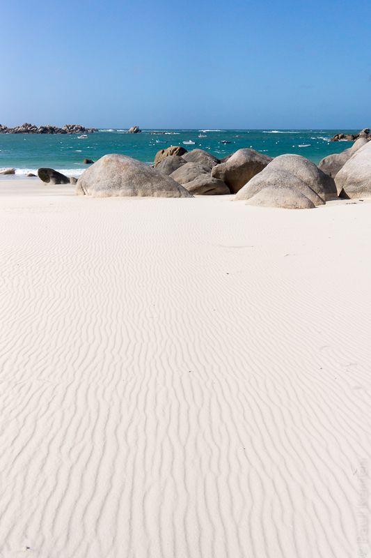 balade photo en Finistère, Bretagne et...: Pays Pagan et non pas les Seychelles (6 photos dont 3 pano.)