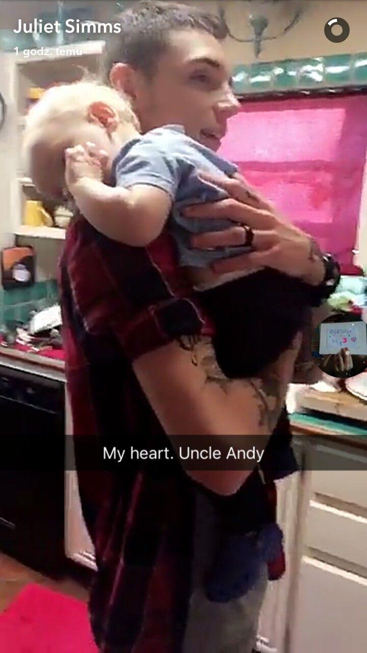 how to meet andy biersack