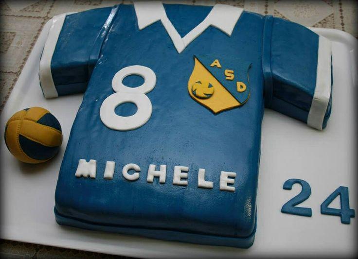 Volleyball cake ;)