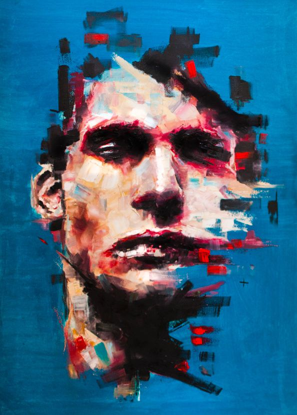 Davide Cambria | PICDIT in // painting