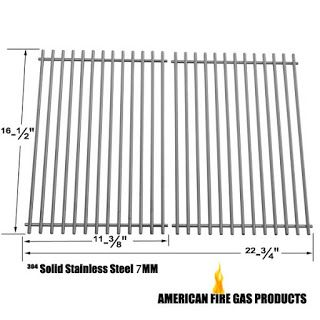Grillpartszone- Grill Parts Store Canada - Get BBQ Parts,Grill Parts Canada: Ellipse Cooking Grid | Replacement 2 Pack Stainles...