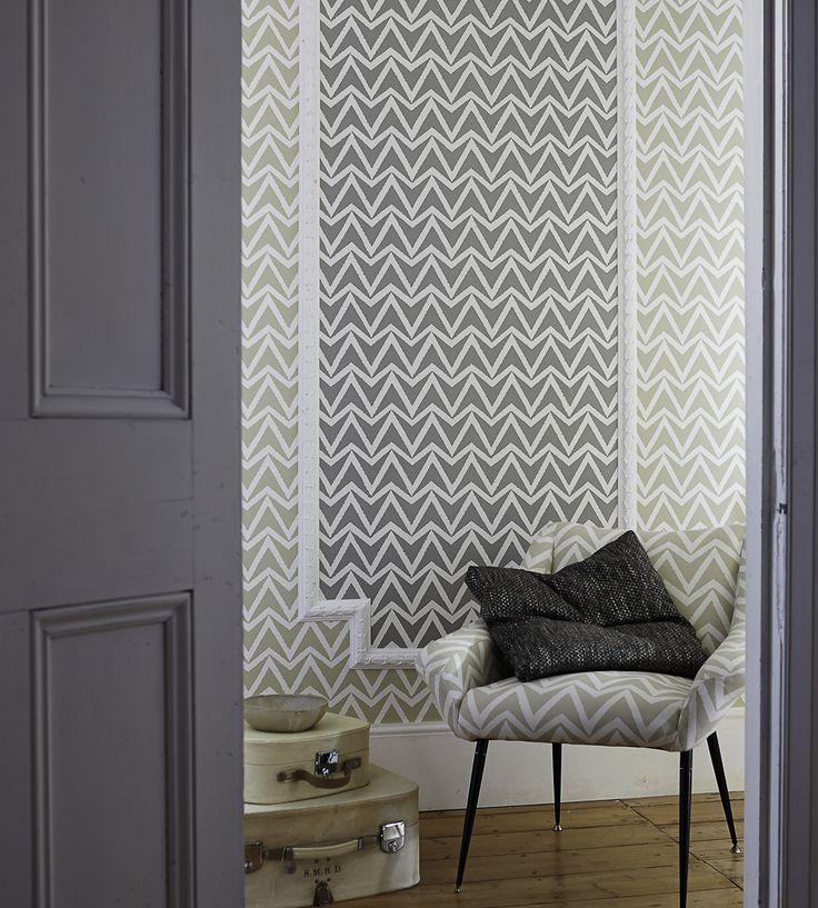 Dhurrie Wallpaper by Scion | Jane Clayton