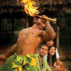 Polynesian Cultural Center - included admission with the Go Oahu Card!