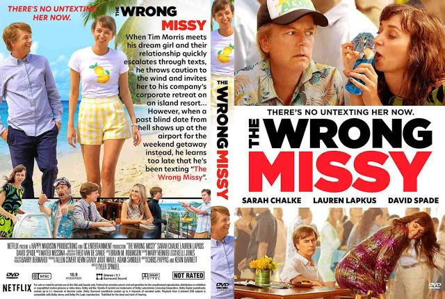 Dc Halloween Covers 2020 The Wrong Missy (2020) DVD Cover in 2020 | Dvd covers, Movie blog