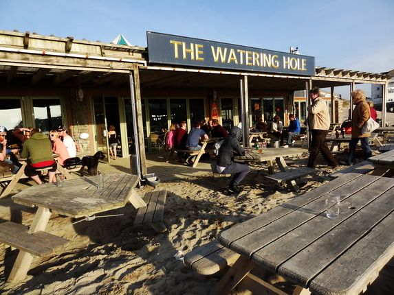 The Watering Hole, Perranporth, Cornwall