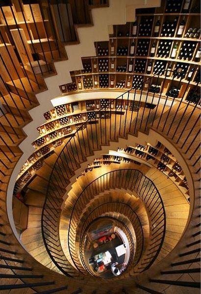 Las 12 tiendas de vinos más espectaculares del mundo - vinopack