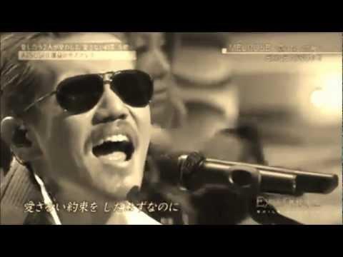 EXILE Atsushi - MELROSE ~愛さない約束~ (live)