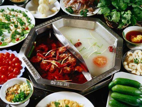 Салат китайской кухни хай-хе