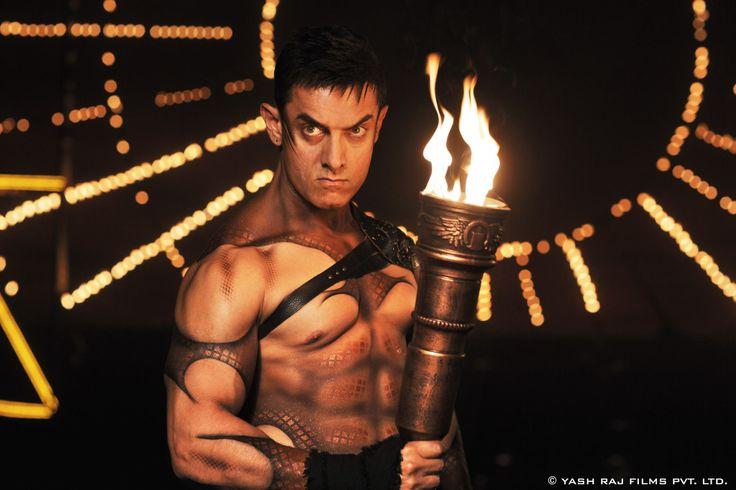 Aamir Khan's Dhoom 3