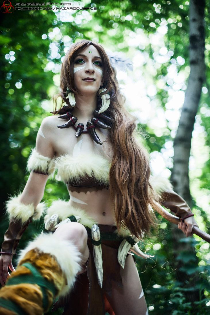 Nidalee Project: Looking for the prey by nexarina    #cosplay #nidalee #lol #leagueoflegedns #sexy #cosplaygirl #nidaleecosplay #gamergirl
