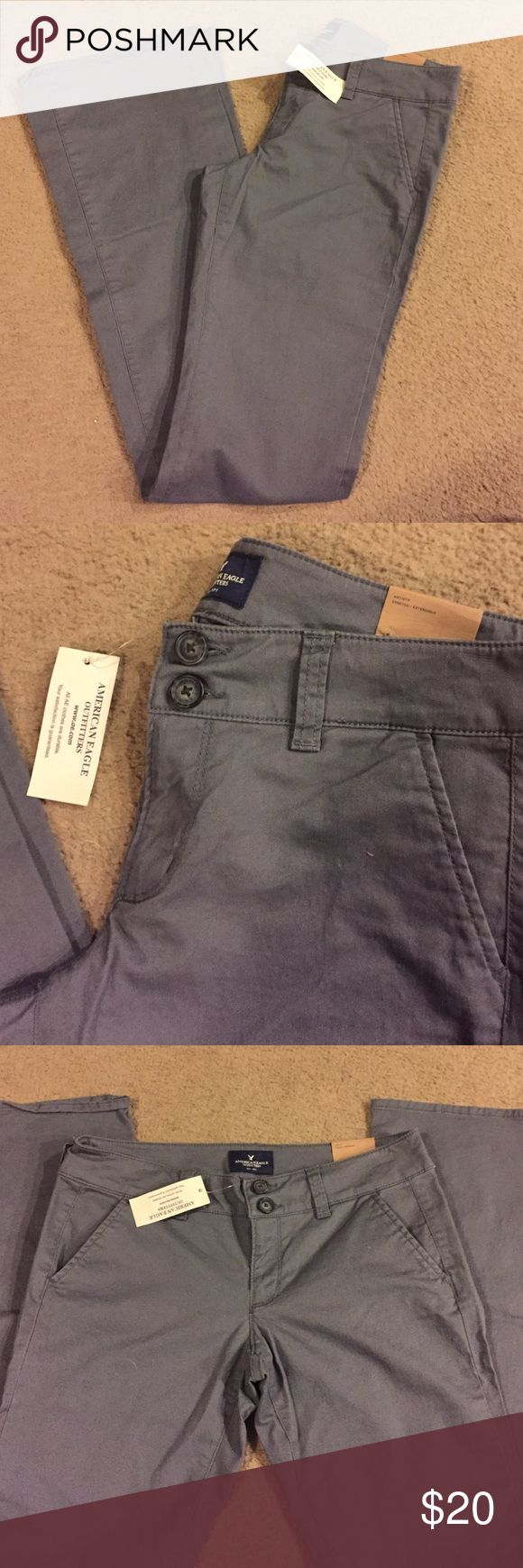 American Eagle Artist Pants NWT American Eagle Pants. They're size 2, X-Long. Low rise. Stretch. American Eagle Outfitters Pants