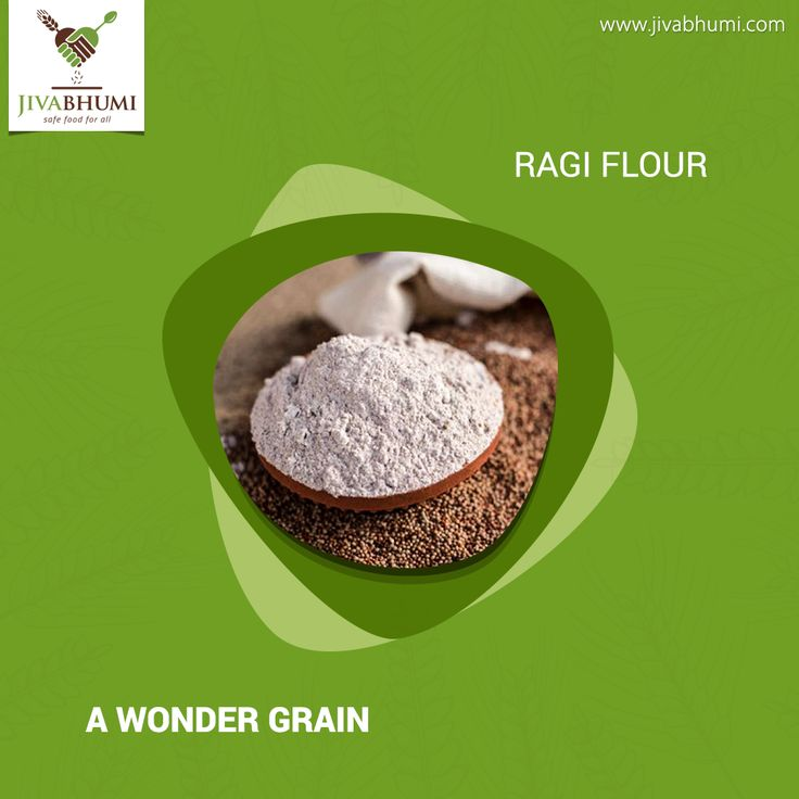 Ragi works wonders for maintaining young and youthful skin. It contains various amino acids which make the skin tissues less prone to wrinkle and sagging. It is also one of the very few natural sources of vitamin D which is mostly derived from sunlight and thereby making it a wonder grain. Shop now: http://bit.ly/shop_jivabhumi #Jivabhumi #NaturalFood #FarmFood #HealthyFood #Flour #Ragi