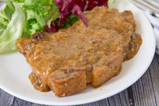 The Neeleys Smothered Pork Chops Recipe - Food.com