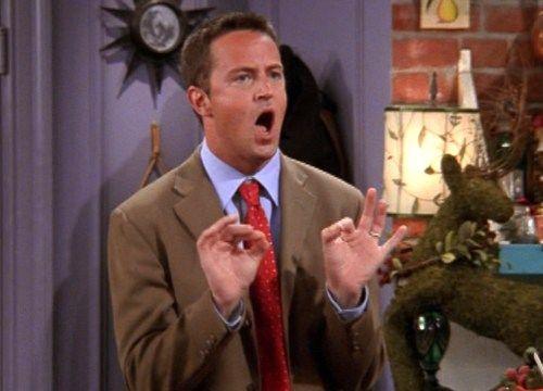Chandler Bing Avatar