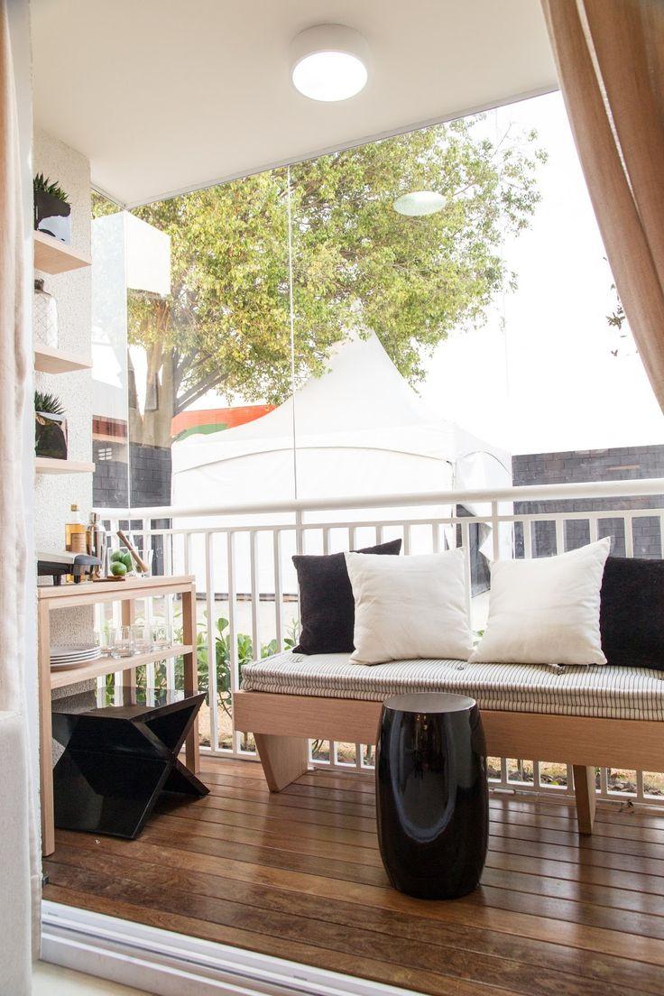 Helena Kallas: Apartamento decorado construtora Even