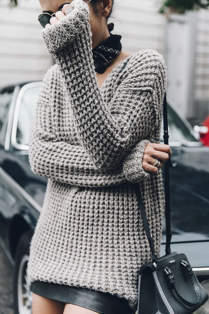 Best 25  Chunky knit sweaters ideas on Pinterest | Sweaters, Cozy ...