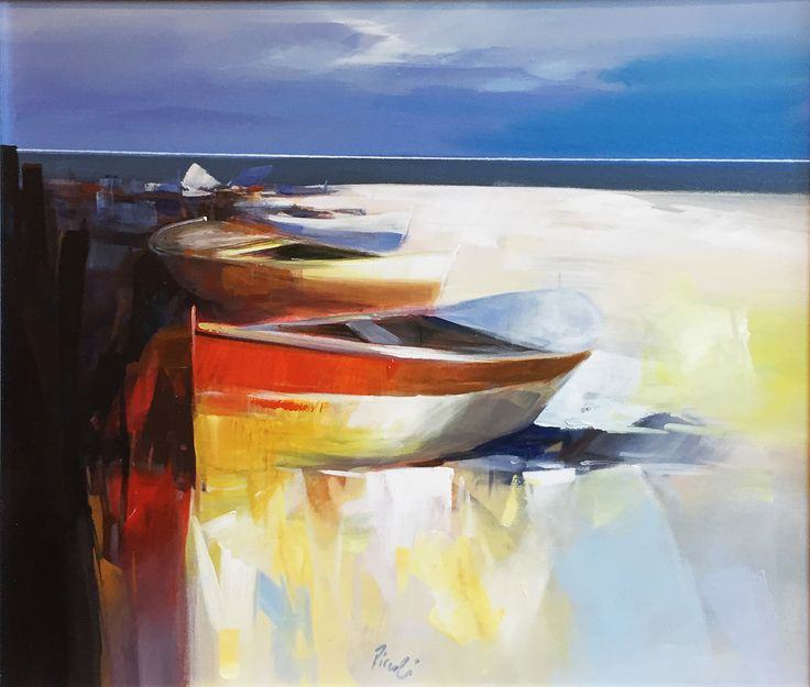 Light On The Boats