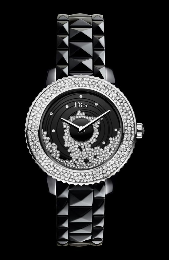 Dior I could build an outfit around this watch / I love this watch so much / Ženski ručni sat sa kristalima  www.womenswatchhouse.com