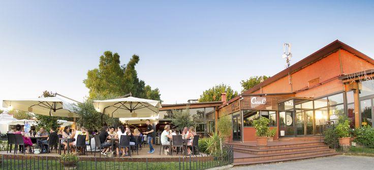 restaurant Ciao Bella - Camping Village Roma