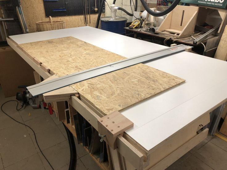 Sagetisch Bosch Tauchsage Mit Fuhrungsschiene Bosch Fuhrungsschiene Mit Sagetisch Tauchsage Wo Wood Projects Plans Diy Table Saw Festool Track Saw