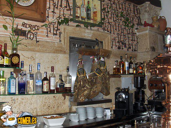 Espejos De Decoracion Antiguos ~ cafeteria rustica peque?a  Buscar con Google  proyectos  Pinterest