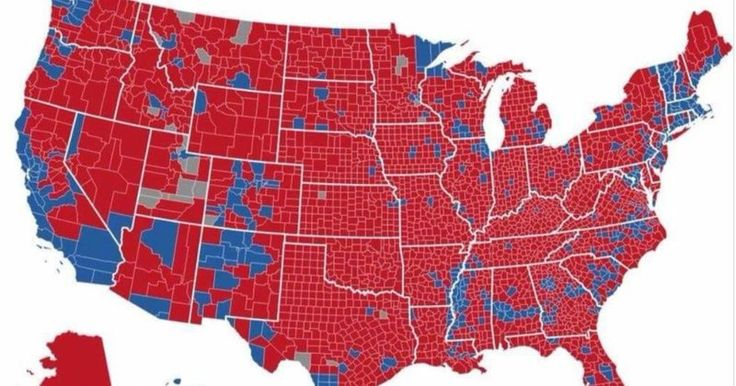 A breakdown of Trump's landslide victory. ((Link: www.nytimes.com) results by county) The media won't tell you this but Donald Trump CRUSHED Hillary Clinton in the recent election in three key areas: For one, the above results by county show that he picked up a significant amount of the counties in the US. The picture is clear that most counties in America voted for Trump. Secondly, the media is also hiding from you that Trump CRUSHED Hillary in the Electoral College (EC). As of today, most…